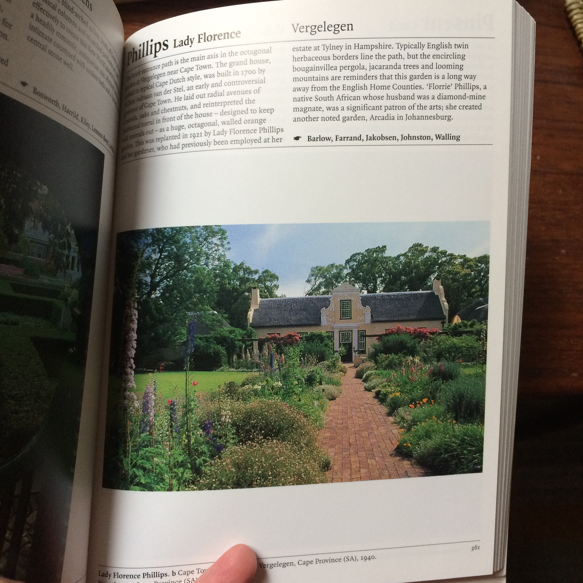 What are gardens?
